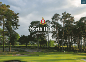 Northhantsgolf.co.uk thumbnail