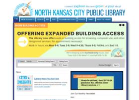 Northkclibrary.org thumbnail