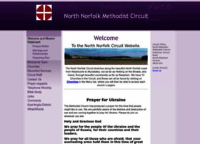Northnorfolkmethodist.org.uk thumbnail