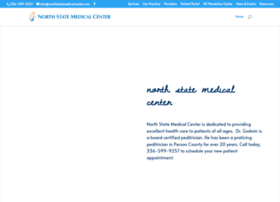 Northstatemedicalcenter.com thumbnail