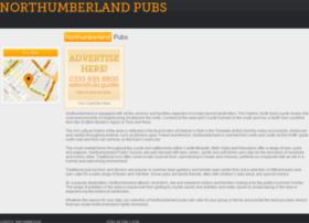 Northumberlandpubs.co.uk thumbnail
