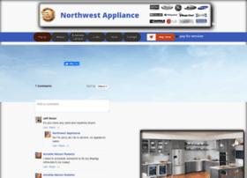 Northwestappliances.net thumbnail