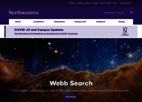 Northwestern.edu thumbnail