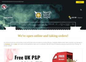 Northwestvape.co.uk thumbnail
