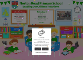 Nortonroadprimaryschool.co.uk thumbnail