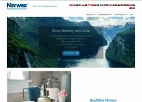 Norwex.com thumbnail