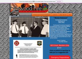 Norwoodohiofire.org thumbnail