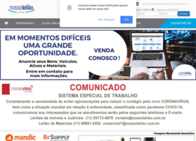 Nossoleilao.com.br thumbnail