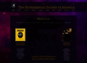 Nostradamususa.com thumbnail