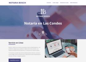 Notariabosch.cl thumbnail