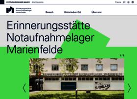 Notaufnahmelager-berlin.de thumbnail