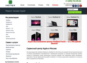 Notex.ru thumbnail
