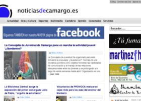 Noticiascamargo.com thumbnail