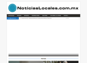 Noticiaslocales.com.mx thumbnail