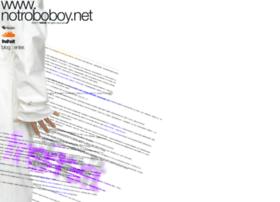 Notroboboy.net thumbnail