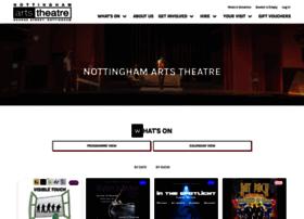 Nottingham-theatre.co.uk thumbnail