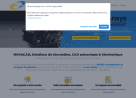 Novacad.fr thumbnail