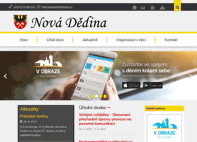 Novadedina.cz thumbnail