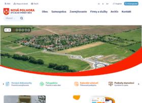 Novapolhora.sk thumbnail