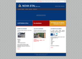 Novastal.pl thumbnail