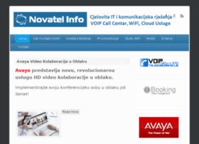 Novatelinfo.net thumbnail