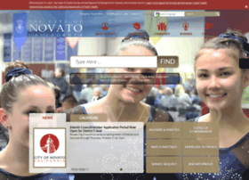 Novato.org thumbnail