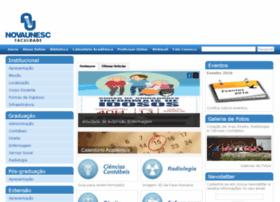 Novaunesc.com.br thumbnail