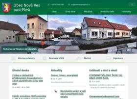 Novavespodplesi.cz thumbnail