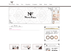 Novelforce.co.jp thumbnail