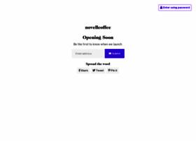 Novellcoffee.co.uk thumbnail