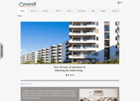 Novellgroup.in thumbnail