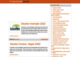 Novidadesgratis.com.br thumbnail