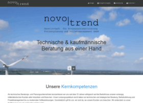Novotrend.de thumbnail