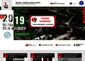 Nowaslupia.pl thumbnail