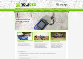 Nowgeo.pl thumbnail