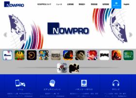 Nowpro.co.jp thumbnail