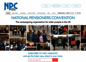 Npcuk.org thumbnail