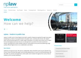 Nplaw.co.uk thumbnail
