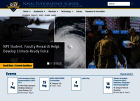 Nps.edu thumbnail