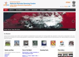 Nrsc.gov.in thumbnail