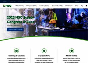 Nsc.org thumbnail