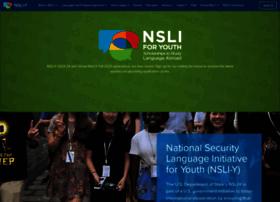 Nsliforyouth.org thumbnail