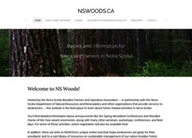 Nswoods.ca thumbnail