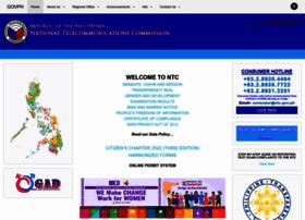Ntc.gov.ph thumbnail