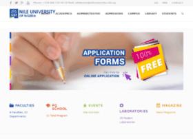 Ntnu.edu.ng thumbnail