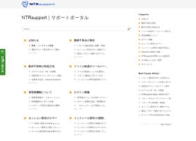 Ntr.liveagent.jp thumbnail
