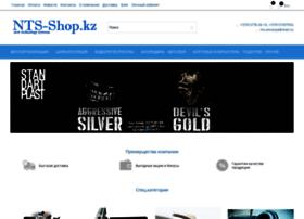 Nts-shop.kz thumbnail