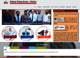 Nts.org.pk thumbnail