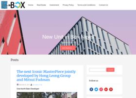 Nubox.com.sg thumbnail
