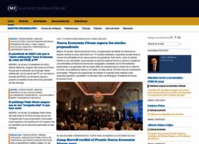 Nuevaeconomiaforum.org thumbnail
